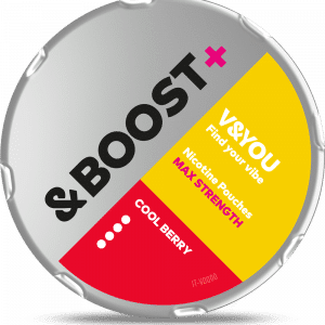 V&you boost+ cool berry