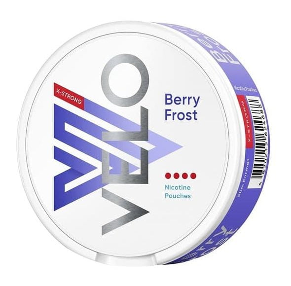 VELO BERRY FROST X-STRONG